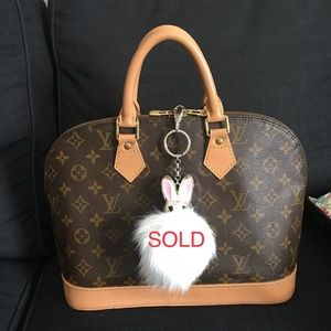 💯%Authentic Louis Vuitton Alma preloved ❤️❤️❤️😘